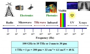 Intense terahertz emission from undoped GaAs/n-type GaAs and InAs/AlSb structures grown on Si substrates